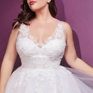 New formal wedding gown evening bridal dresses